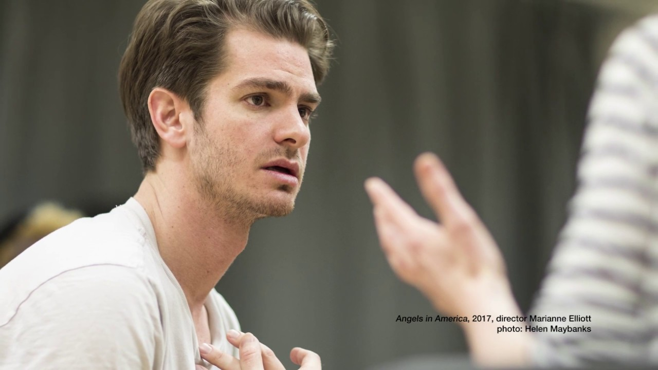 Andrew Garfield on Prior Walter
