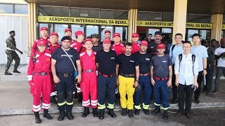 The Point: China Search and Rescue's first overseas mission in Mozambique