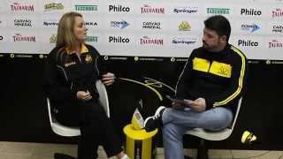 3º Tabelando Francinéli Becker - TV Tigre