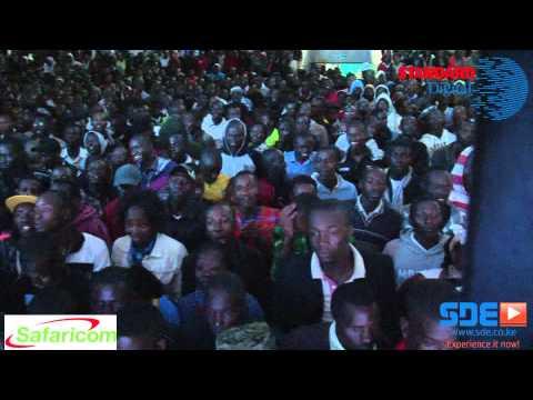 The Standard Digital Campus tour sponsored by Safaricom Egerton edition June 2014 part 1