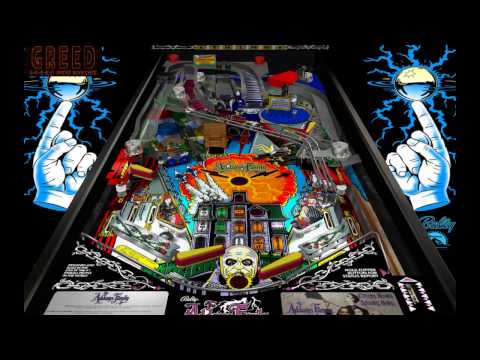 Name the tables you want added        :: Pinball Arcade