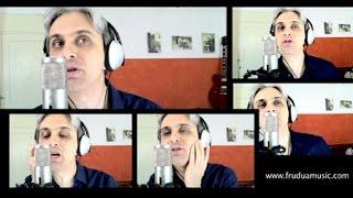 How to Sing a cover of Ob-la-di Ob-la-da Beatles Vocal Harmony
