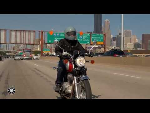 2020 Genuine Scooters G400C in Belleville, Michigan - Video 2