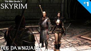 History of Skyrim: Special Edition - DLC Dawnguard #1 - Garde de l'Aube / Prise de conscience