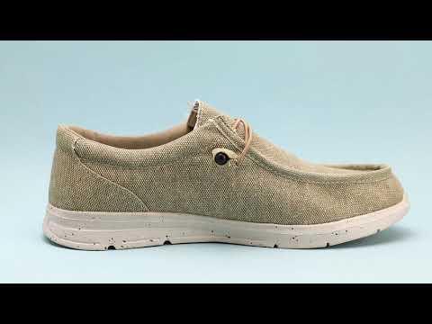 Linen Men's Loafer 8081