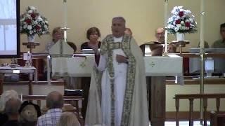 Bishop Greorgy O Brewer St Elizabeth's Oct 7 2018