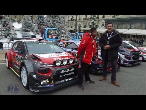 WRC - A New Era Begins
