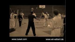 Lehrgang JJU NW/ Seminar Jiu-Jitsu Union NW Escrima (Sifu/Master) Marcus Schüssler