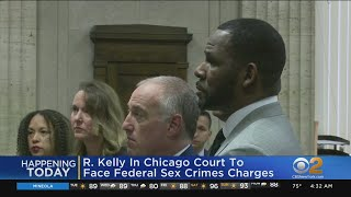 R. Kelly Due In Court In Chicago
