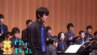 Video もののけ姫〔久石譲「もののけ姫」より〕男声合唱と弦楽による(Chor.Draft)