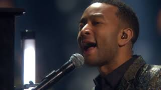John Legend and Zara Larsson - God Only Knows - Nobel Peace Prize Concert 2017 [HD]