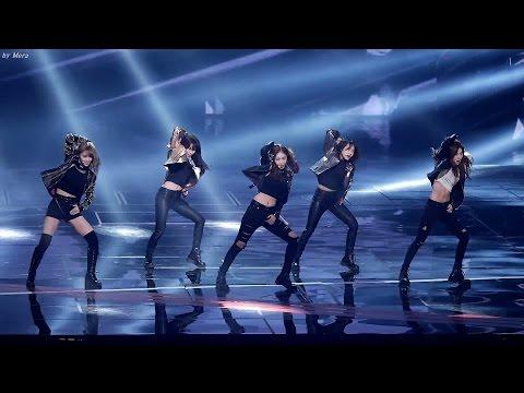 161229 TWICE,GFRIEND, I.O.I, Red Velvet 인피니트-내꺼하자 Cover [전체]…