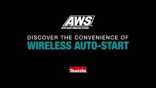 Makita AWS™ - Auto-Start Wireless System - Thumbnail