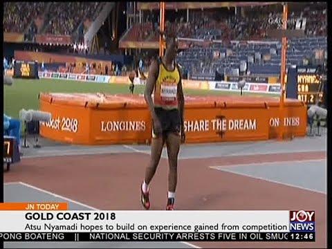 Gold Coast 2018 - Joy Sports Today (11-4-18)