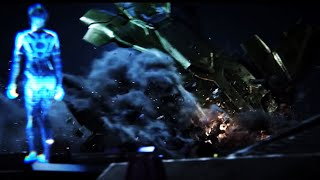 Halo Infinite Pelican Crash