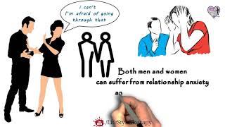 What is Relationship & Commitment Phobia ? Causes & fix | animated video