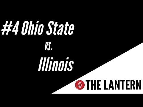 Football: No. 4 Ohio State looks to slow Illinois' momentum