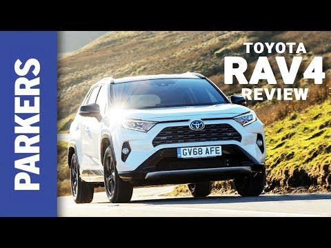 Toyota RAV4 SUV Review Video