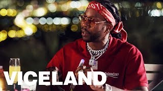 Most Expensive Marijuana Meal with 2 Chainz, Hannibal Buress and Tommy Chong