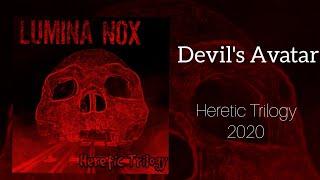 Video LUMINA NOX - Devil's Avatar (CZ lyric video)