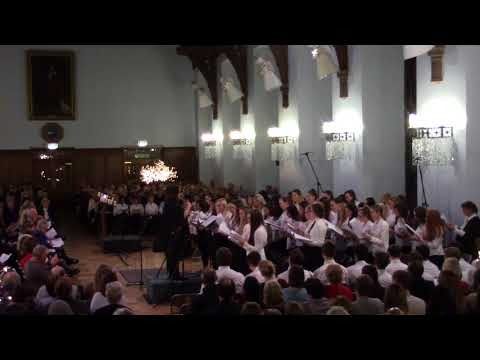 Away in a Manger - Senior Choir, Ceremony of Carols 2017