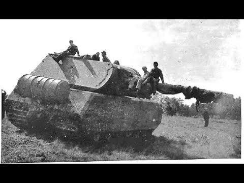 Obří tanky – giganti ve válkách!