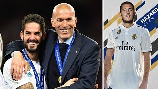How Real Madrid could line up next season with Zidane - Oh My Goal