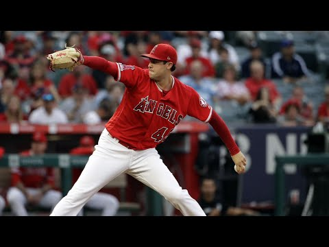 Los Angeles Angels pitcher Tyler died on Monday. Skaggs was found unresponsive in his hotel room in Texas, where his team had gone to play the Rangers. (July 2)