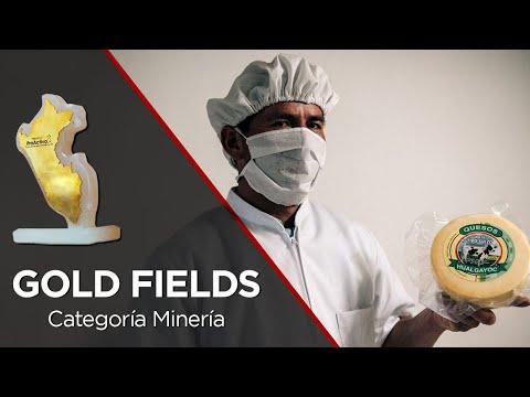 Premios ProActivo - Ganador Proyecto REDyPAC - Gold Fields