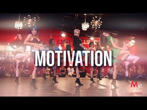 "YANIS MARSHALL HEELS CHOREOGRAPHY ""MOTIVATION"" NORMANI. MILLENNIUM DANCE COMPLEX"