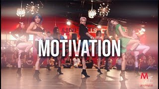 "YANIS MARSHALL HEELS CHOREOGRAPHY ""MOTIVATION"" NORMANI. MILLENNIUM DANCE COMPLEX"
