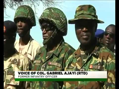 TVC Breakfast   Talktime   Challenges and Prospects of Nigerian Army @152