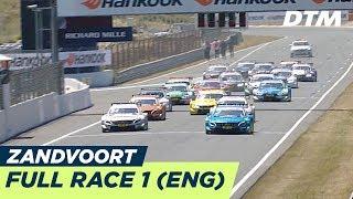 DTM Zandvoort 2018 - Race 1 (Multicam) - RE-LIVE (English)
