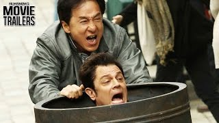 Jackie Chan and Johnny Knoxville star in the action packed SKIPTRACE