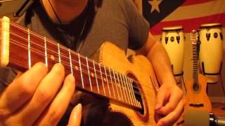 Vals de Aniversario (Cuatro Puertorriqueño)