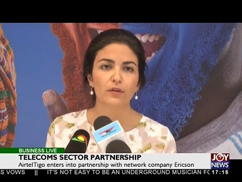 AirtelTigo Acquisition - Business Live on JoyNews (17-5-18)