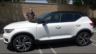 The 2019 Volvo XC40 Is the Coolest Volvo in Decades