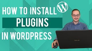 WordPress Plugins installeren Tutorial