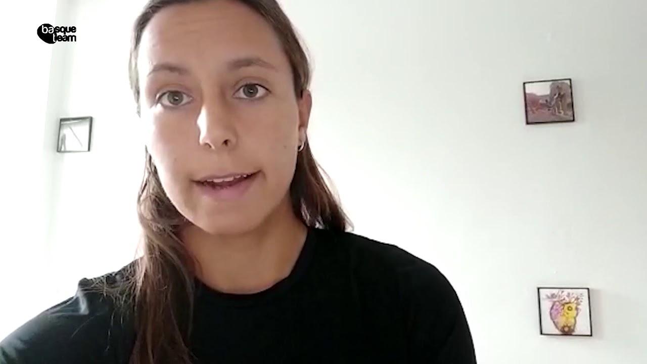 Declaraciones de la surfista Ariane Ochoa sobre el confinamiento generado por el coronavirus