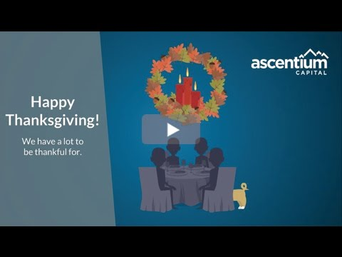 Happy Thanksgiving! Video