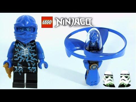 Vidéo LEGO Ninjago 70740 : Airjitzu de Jay