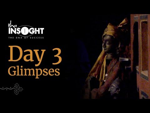 Isha Insight 2019: Glimpses Day3