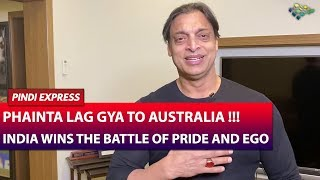 Virat and Rohit Power India to an Excellent Victory | India vs Australia 3rd ODI  | Shoaib Akhtar
