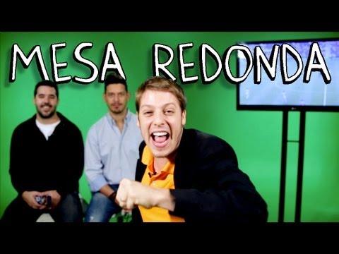 MESA REDONDA - Porta Dos Fundos Nº 4