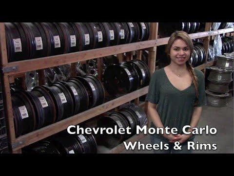 Factory Original Chevrolet Monte Carlo Wheels & Chevrolet Monte Carlo Rims – OriginalWheels.com