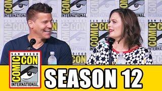 Comic Con 2016 | 'Bones' Panel (22.07.16)
