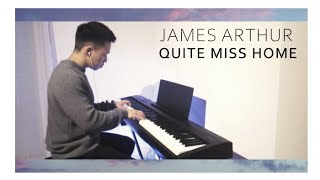 James Arthur   Quite Miss Home (piano Cover By Ducci)