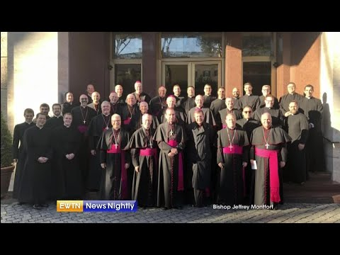 Church leaders from Ohio, Michigan meet with Pope Francis - EWTN News Nightly