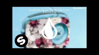 Bjonr feat. Tom Bailey - Broken (Available August 12)