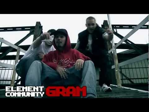 Mexiko - Element Community - Gram (Official Music Video)(HD)